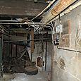 entering boiler room