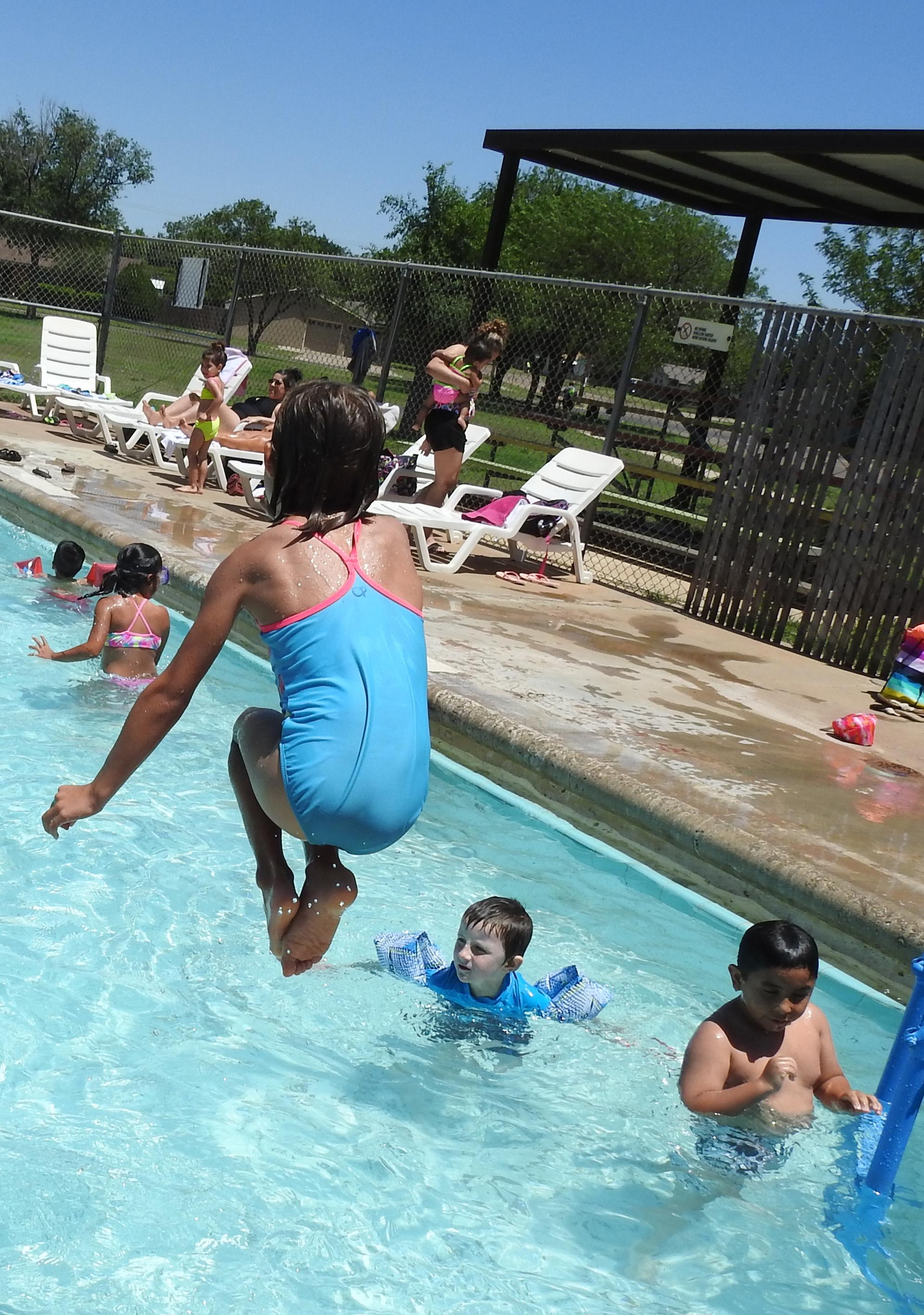 Summer Fun! - Exploring Plainview Texas