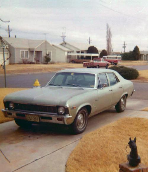 1973 1st car
