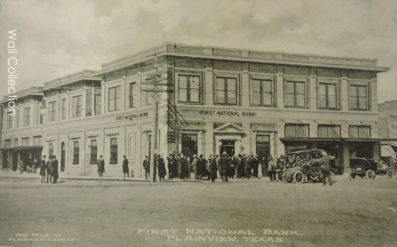 First National Bank Plainview Texas