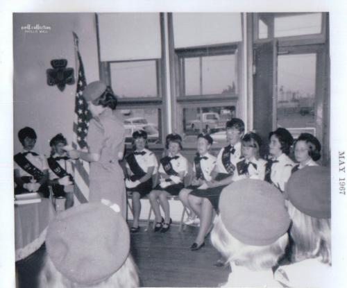 Cadet Scout