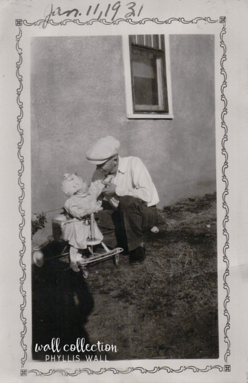 Hugh & Lorena 1931