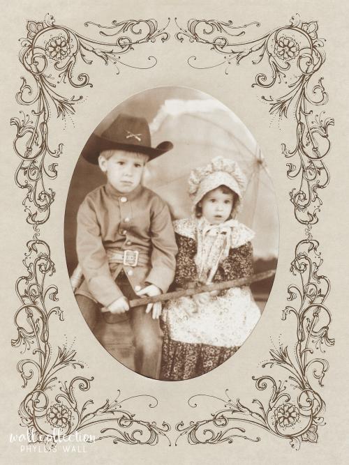 Aaron Wall and Chrissa Wall Western Pioneer
