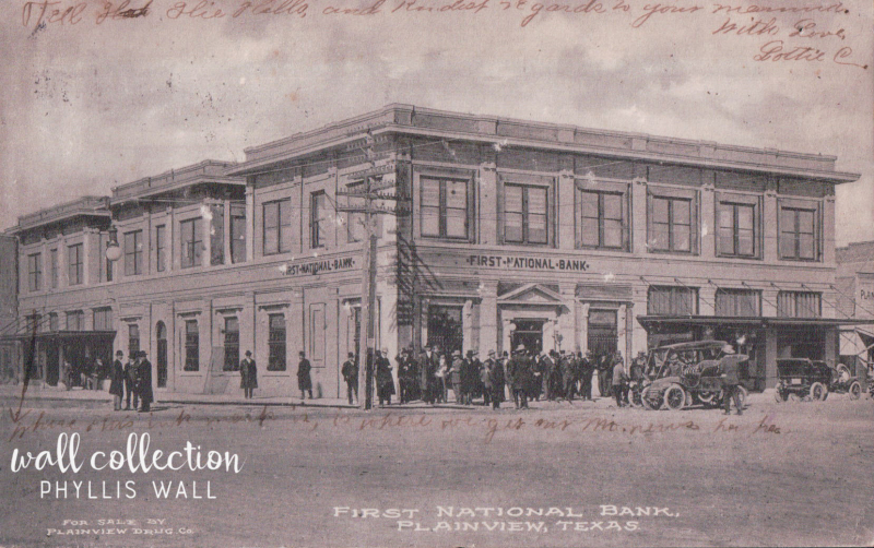 First National Bank 2e