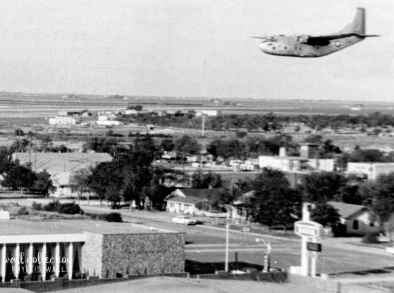 FNB plane