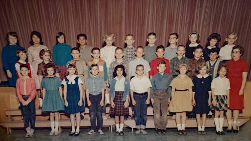 College Hill school picture