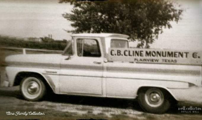 CB Cline Monument Pickup