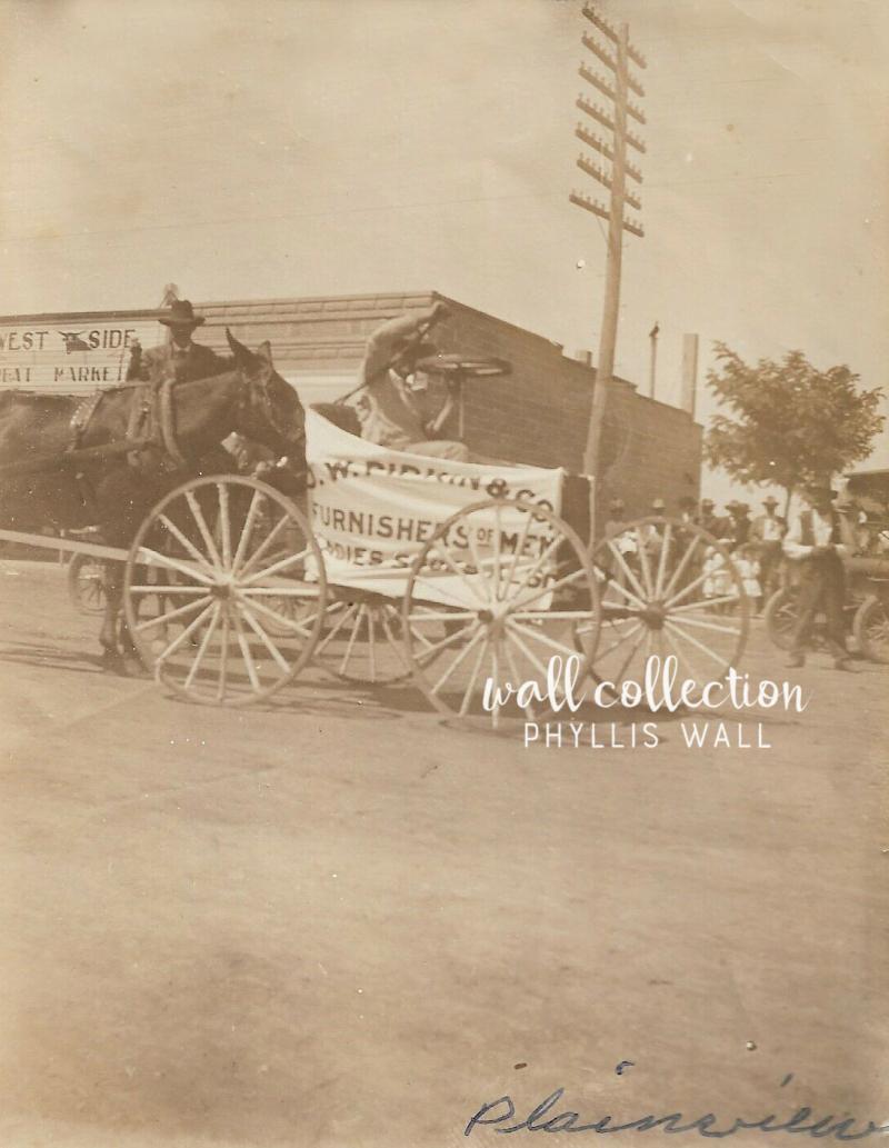 Wagon wheele