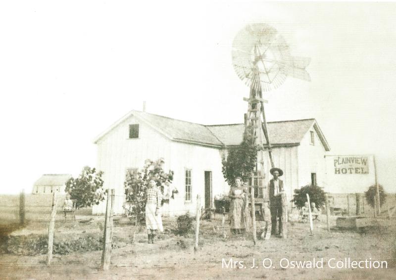 Plainview Motel Oswalde