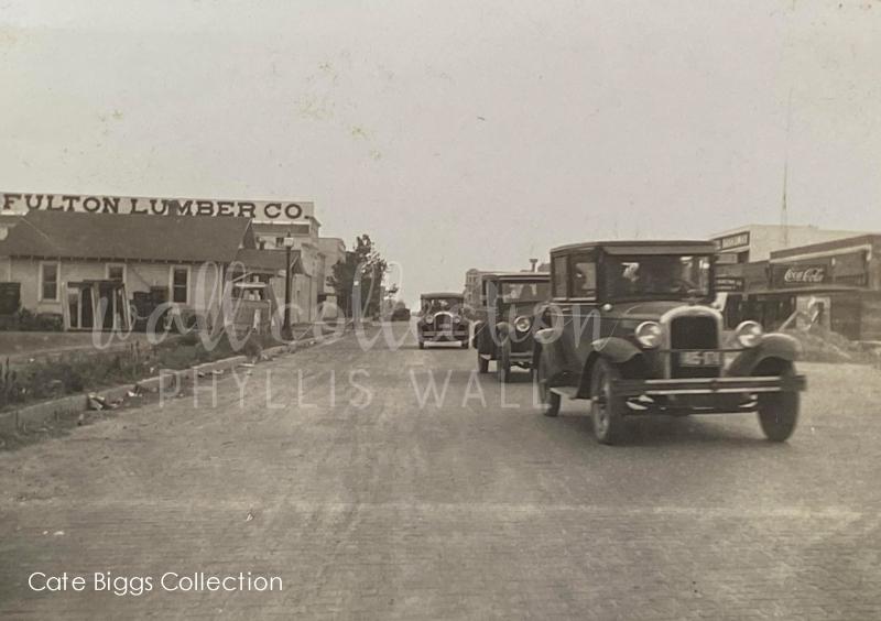 Broadway Street pre-1921