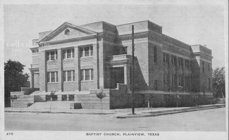 First Baptist Churche