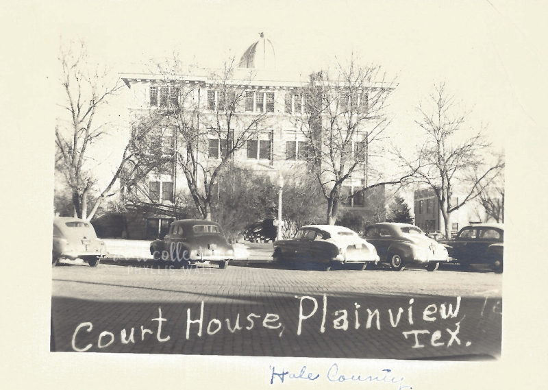 Hale county court housee