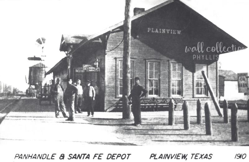 Train Depot 1910e