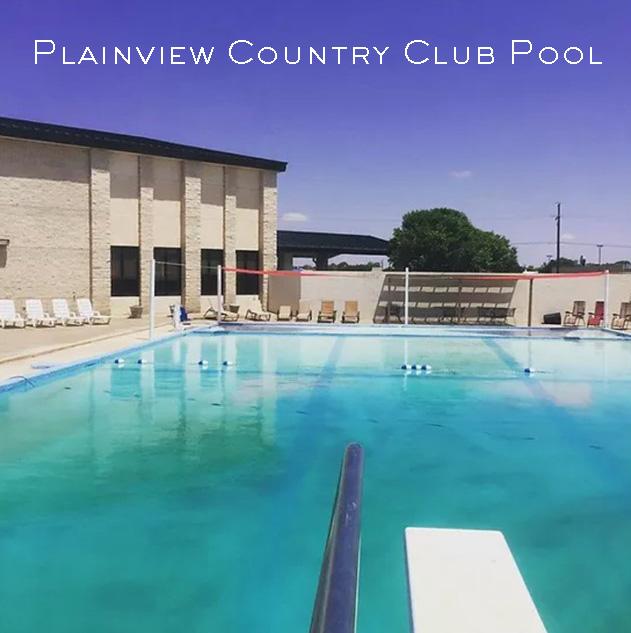 Plainview Country Club Pool