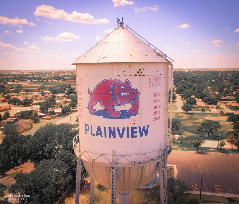 Water Tower PHS