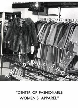 1966 Dixie Shop