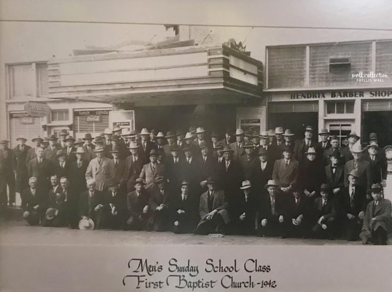 1942 FBC Men's SS Classe