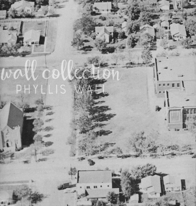 1951 Plainview High Schoole