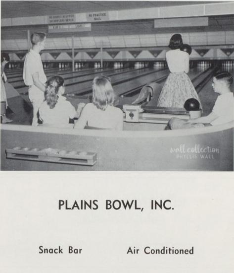 1959 Plains Bowle