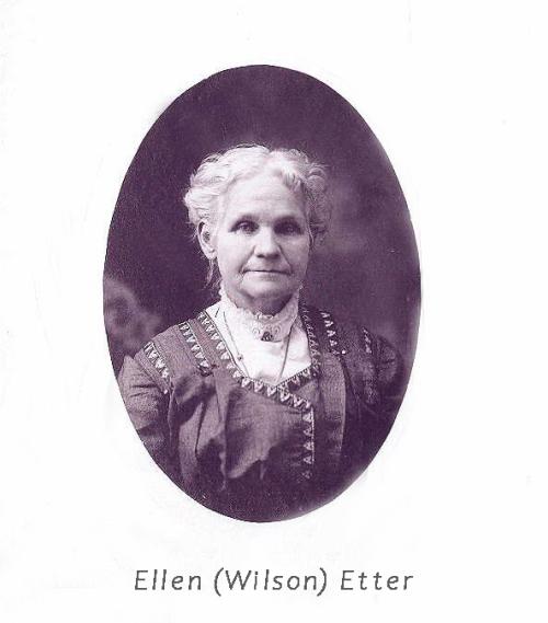 Ellen Wilson Etter