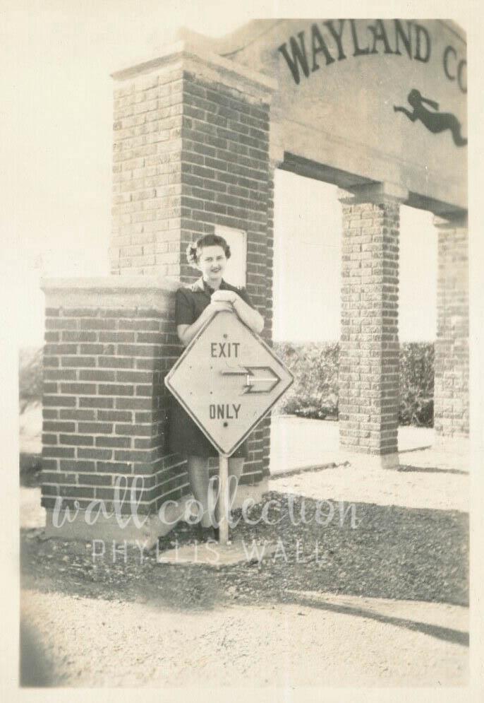 Wayland College 1940