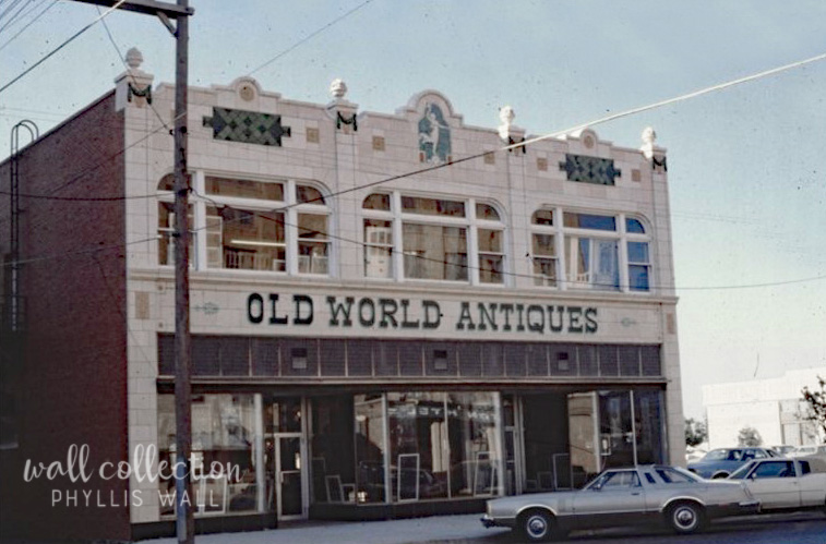 Old World Antiquese