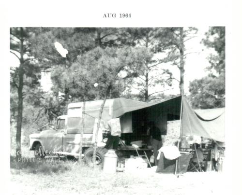 1964 Bo & Cranny's early camper