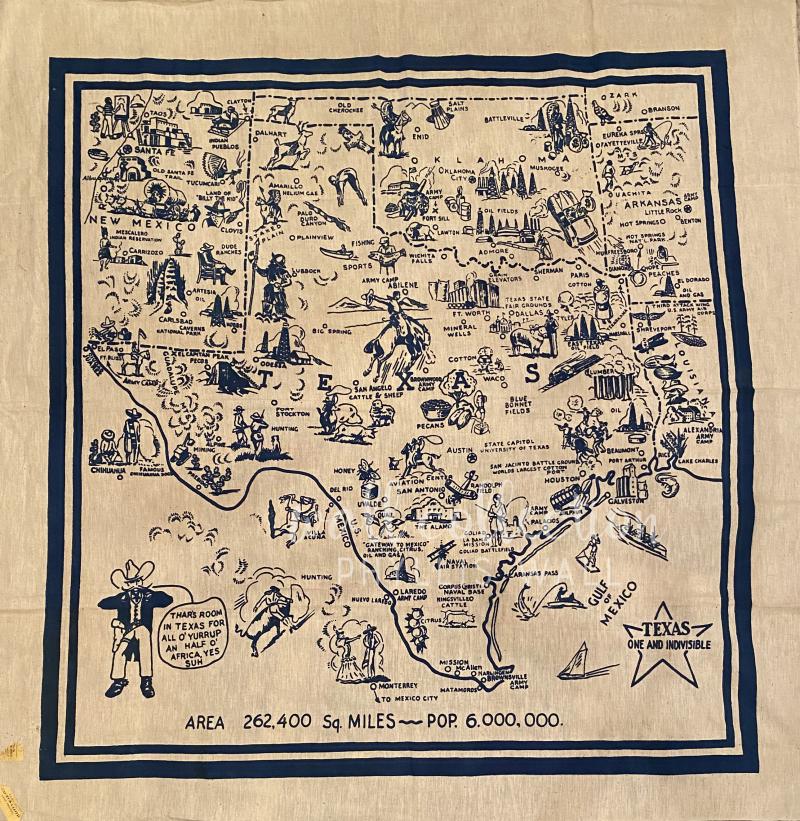 Texas mape