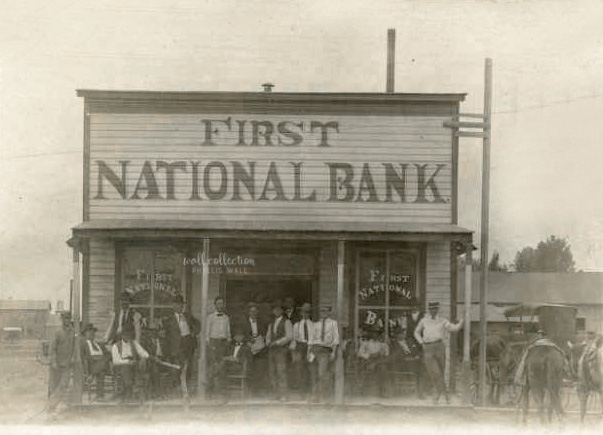 First national banke